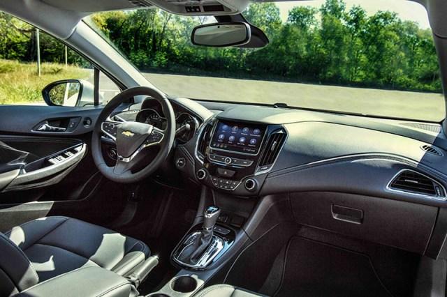 Nuevo Chevrolet Cruze 2021