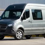 Nuevos furgones Sprinter