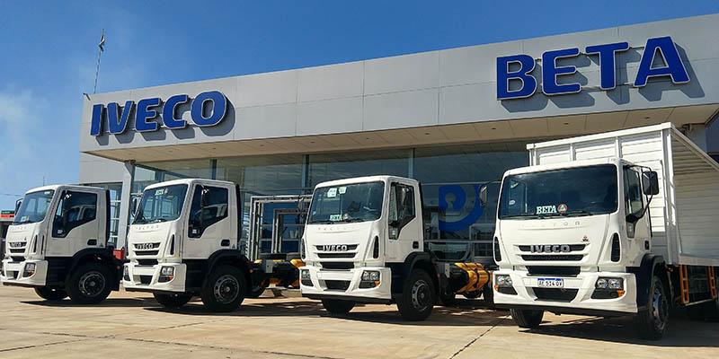Camiones IVECO a GNC en Córdoba y Santa Fe