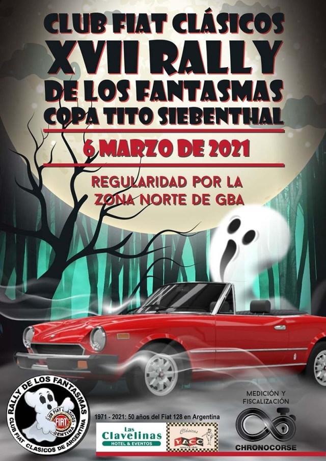 XVII Rally de los Fantasmas