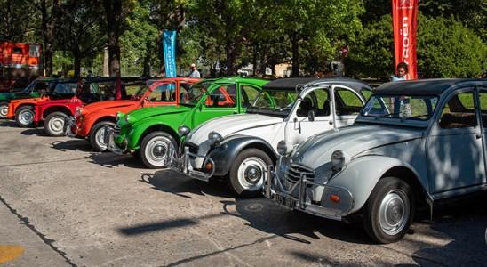 Primer encuentro del año del Citroën Club de Buenos Aires