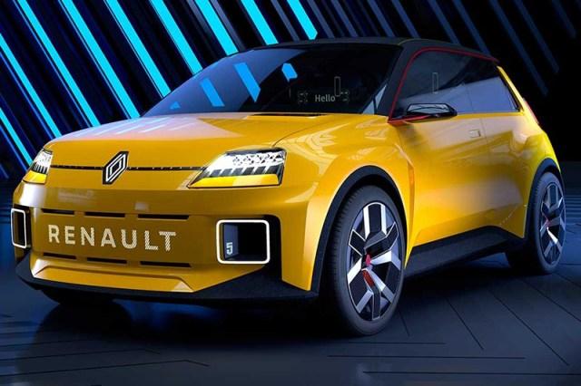 Nuevo logo de Renault