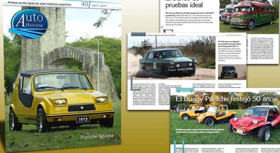 Revista Digital Autohistoria nº 40