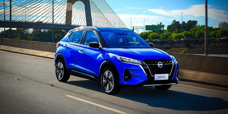 El Nissan Kicks alcanzó 14% de participación