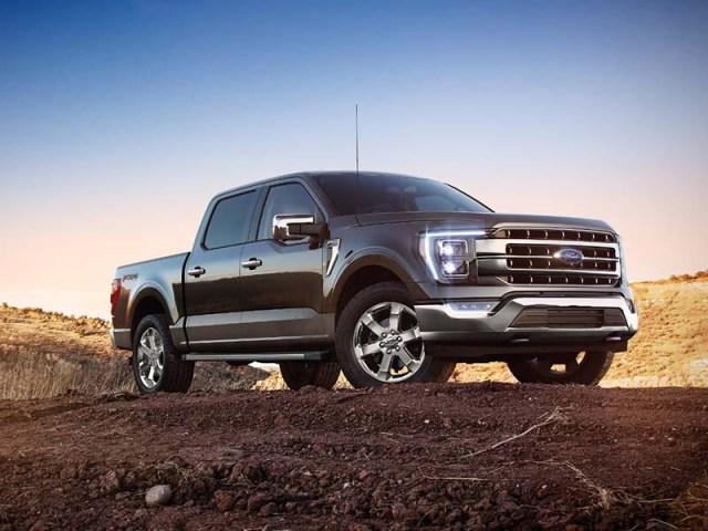 Ford Argentina lanza la nueva F-150