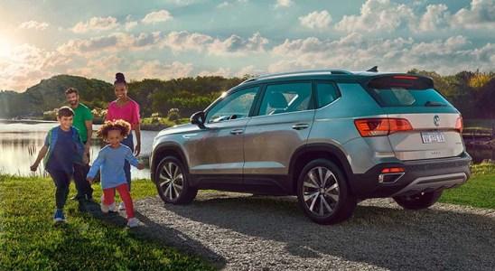 Volkswagen lanzó la campaña de comunicación de Taos