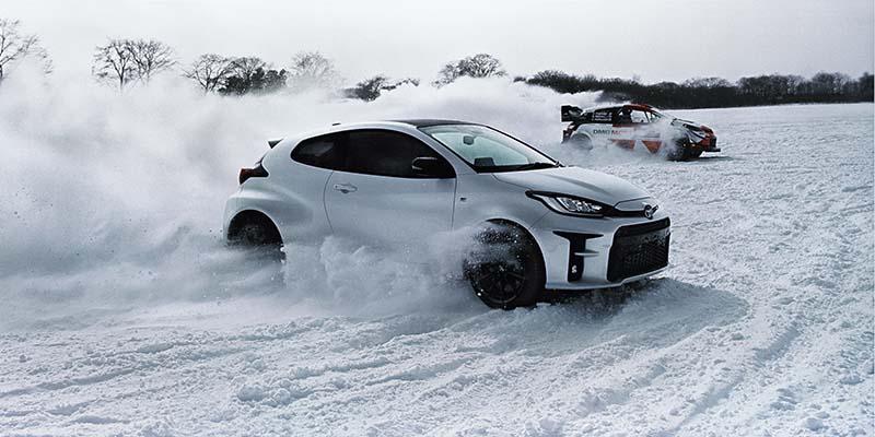 Toyota GR Yaris llegó a la Argentina