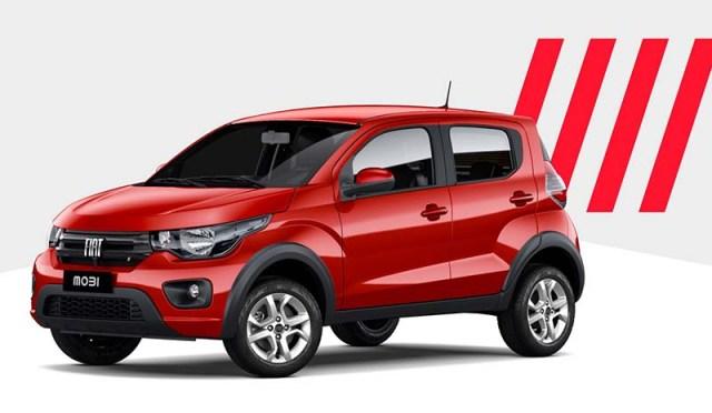 Fiat presenta el nuevo Mobi