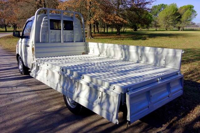 Zanella presentó su nuevo utilitario Z-Truck.