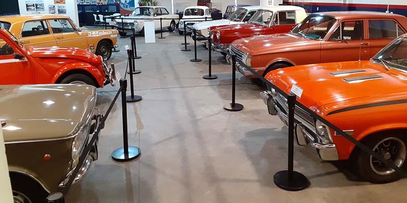 Clásicos en el Museo Emiliozzi de Olavarría.