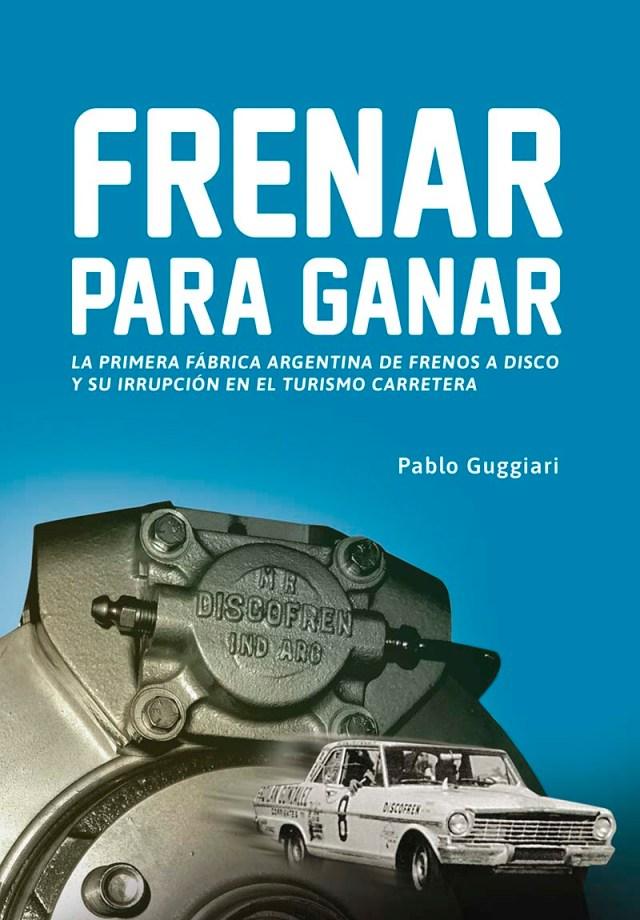 """Nuevo título de Motorlibros: """"Frenar para ganar""""."""
