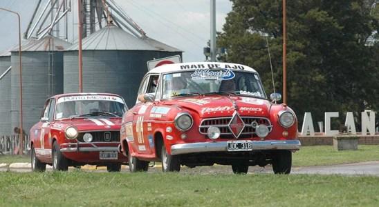 Vuelve el Gran Premio Argentino Histórico.