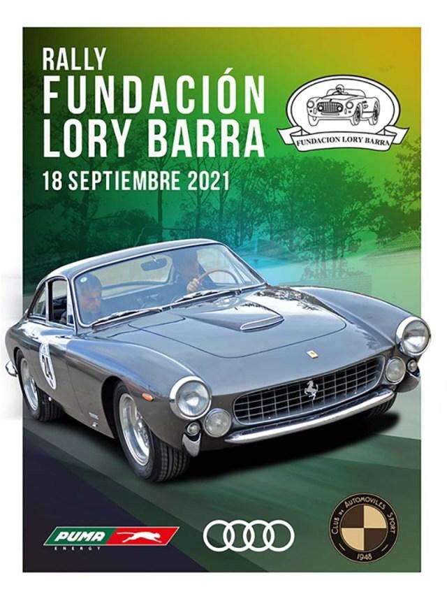 Rally Fundación Lory Barra 2021