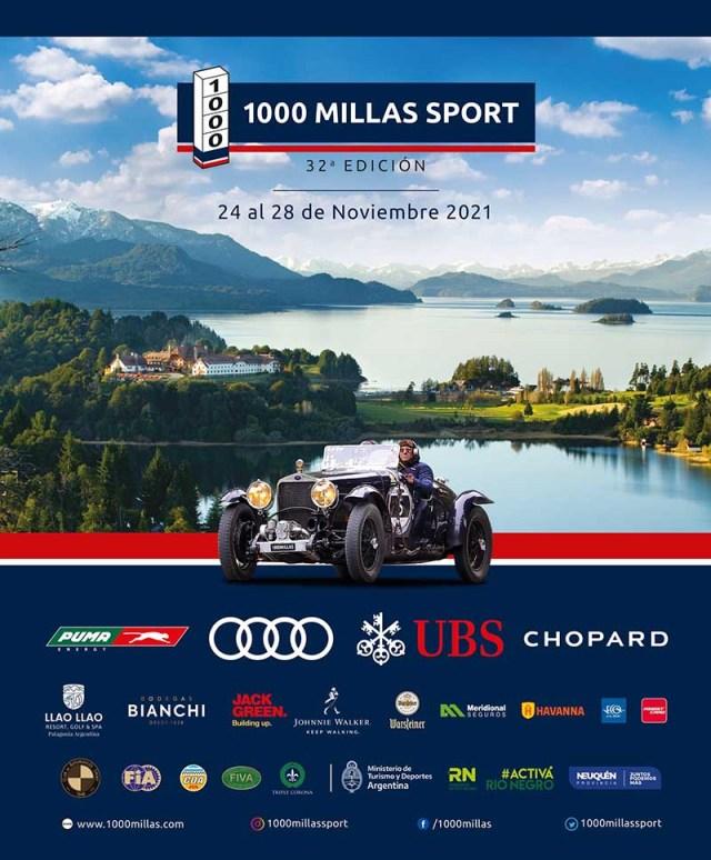 Edición nº32 de las Mil Millas Sport.