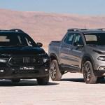 Fiat presentó la nueva Toro.