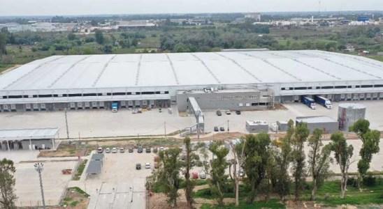 Volkswagen inauguró un nuevo centro logístico.