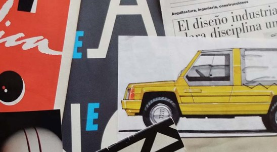 La década olvidada del Diseño argentino [1980*1990].