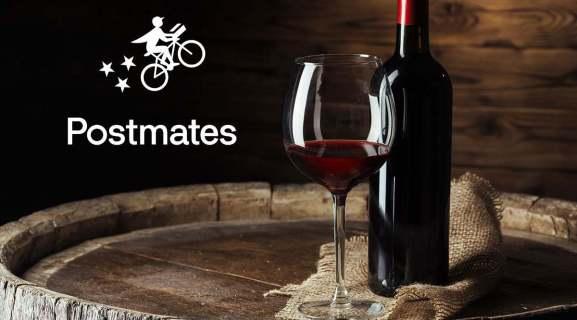 Могут ли Postmates доставить вино?