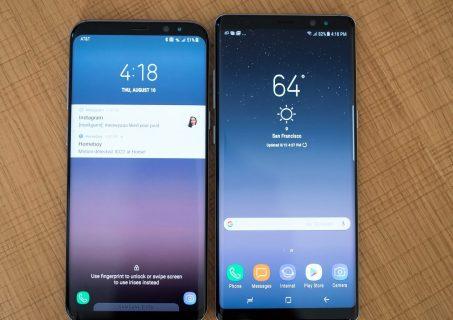 Что означают цвета уведомлений на моем смартфоне Samsung Galaxy?
