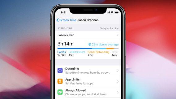 Как отключить экранное время на iPhone или iPad
