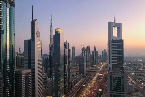 Дубай подписи к Instagram – город золота