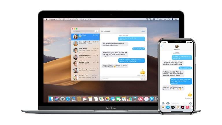 Могу ли я использовать iMessage на Windows и Android Phone?