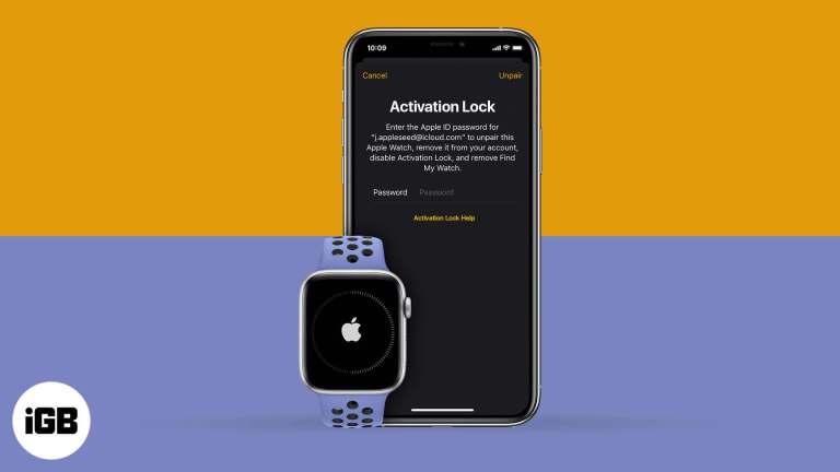 Как снять блокировку активации на Apple Watch [2020]