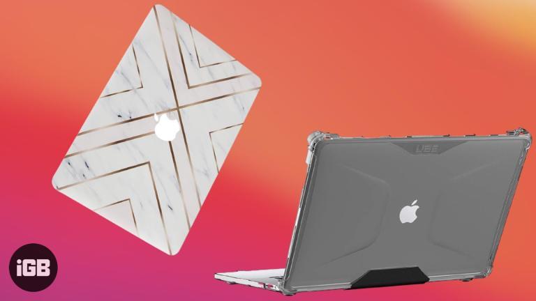 Лучшие чехлы для 16-дюймового MacBook Pro в 2020 году