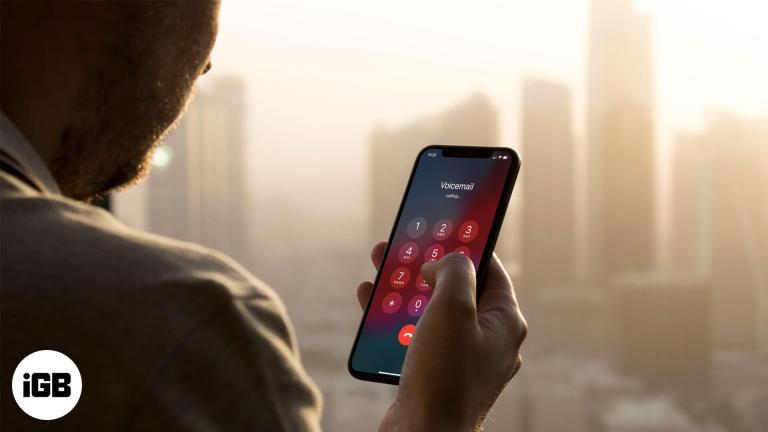 Голосовая почта не работает на iPhone?  Попробуйте эти 11 исправлений