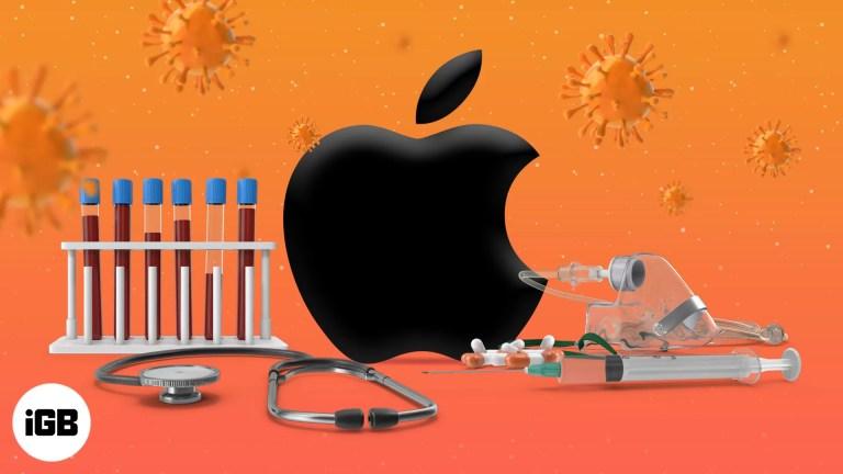 Вклад Apple в здравоохранение: формируя будущее