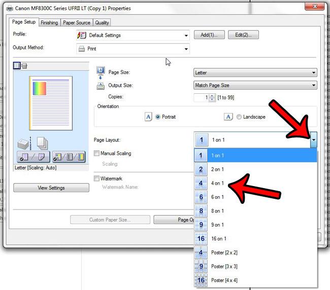 Как распечатать более одного рабочего листа на странице в Excel 2013
