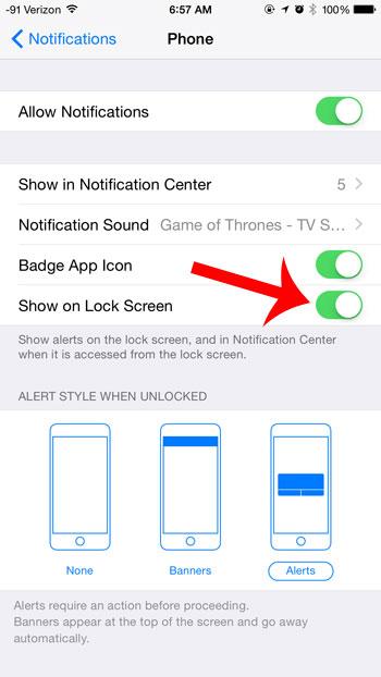 Пропущенные вызовы на iPhone 6 – Как показать пропущенные вызовы на экране блокировки iPhone