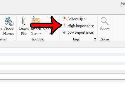 Как отправить важное электронное письмо из Outlook в Outlook 2013