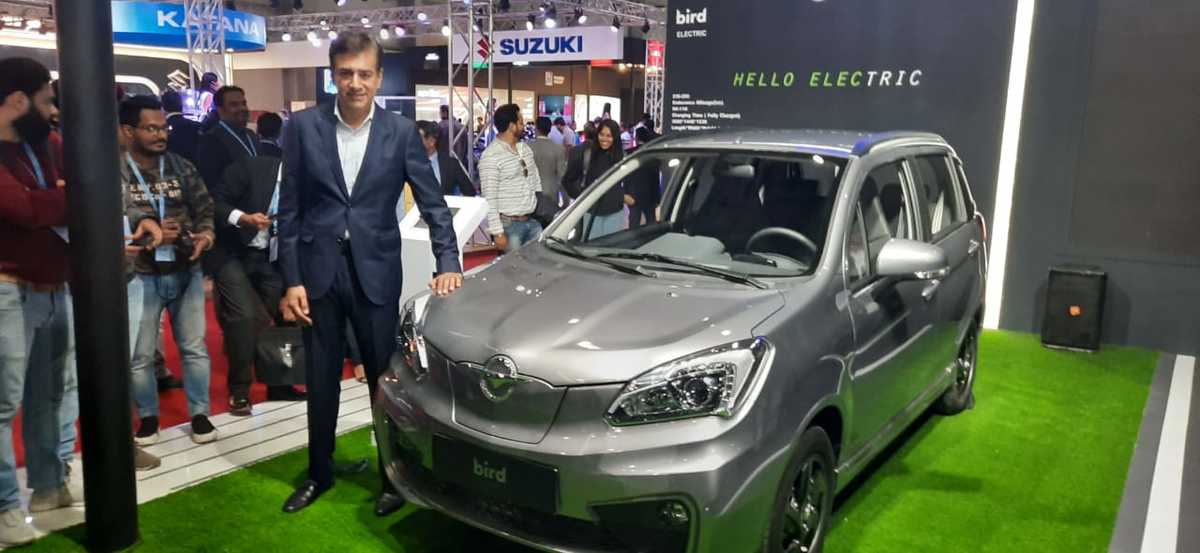 Haima automobile, a part of the Chinese state-owned First Automobile Works (FAW) had tied up with India's Bird Group for entering the Indian market