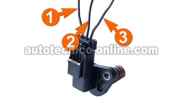 Wire Harness Diagram 97 Maxima Parte 2 C 243 Mo Probar El Sensor De La Posici 243 N Del Cig 252 E 241 Al