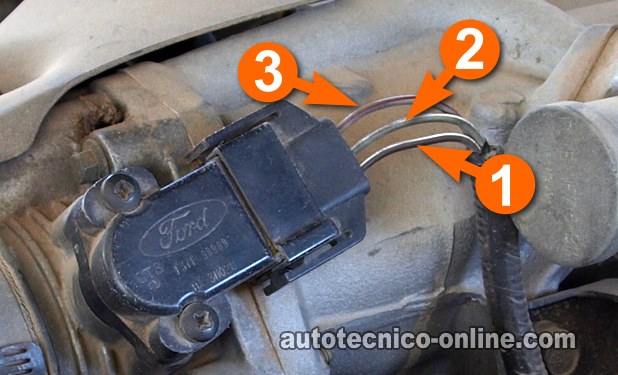 2001 Ford Escape Coil Diagram