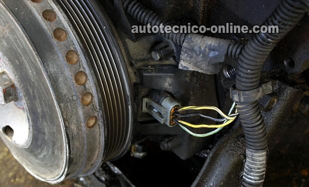 1993 Pontiac Bonneville Electrical Wiring Parte 1 C 243 Mo Probar El M 243 Dulo De Encendido Y Sensor Del