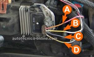 Parte 2 Cómo Probar el Módulo de Encendido GM 43L, 50L, 57L (19952005)