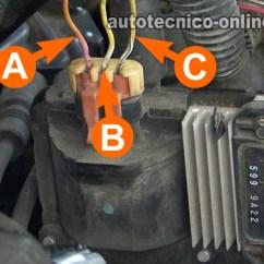 Mercruiser 5 7 Wiring Diagram Sequence For Railway Reservation System Parte 1 -cómo Probar El Módulo De Encendido Gm 4.3l, 5.0l, 5.7l (1995-2005)