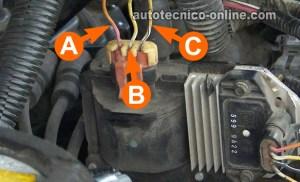 Parte 1 Cómo Probar el Módulo de Encendido GM 43L, 50L