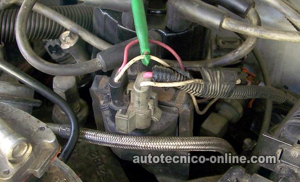 262 Mercruiser Vortec Fuel Pump Wiring Diagram Parte 4 C 243 Mo Probar El Sistema De Encendido Gm 4 3l 5 0l