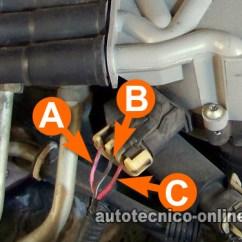 Mercruiser Wiring Diagram 4 3 Delco Radio Parte 1 -cómo Probar El Sensor De La Posición Del Árbol Levas (p0340, P0341)