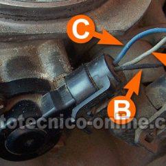 96 Ford Ranger Fuse Diagram Four Circle Venn Parte 1 -cómo Probar El Sensor Tps (1996-2004 Gm 4.3l, 5.0l, 5.7l)