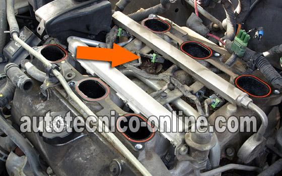 3100 V6 Engine Wiring Diagram Parte 1 C 243 Mo Probar Los Inyectores De Combustible Gm 3