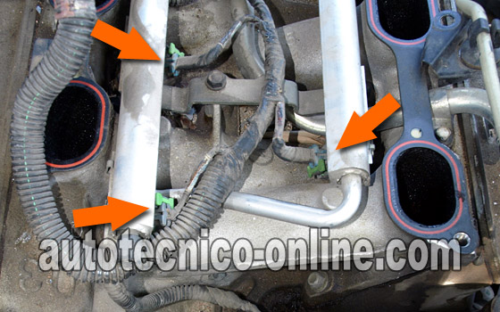 2000 Chevy Cavalier Engine Diagram Parte 1 C 243 Mo Probar Los Inyectores De Combustible Gm 3