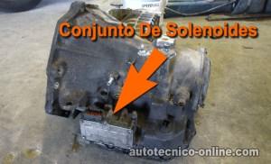 Parte 1 Cómo Probar Código P0765 (Solenoide de Cambio D) de Chrysler