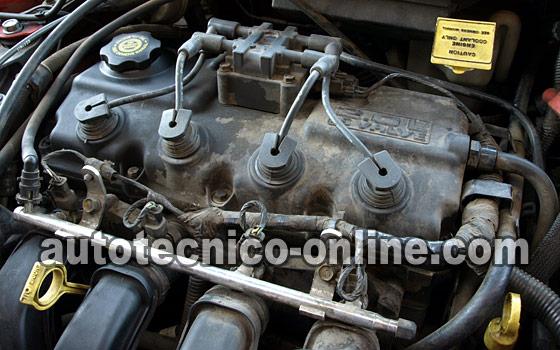 A Spark Plug Wiring Diagram For 2003 Mitsubishi Eclipse Parte 1 C 243 Mo Probar Un Arranca Pero No Prende Chrysler 2