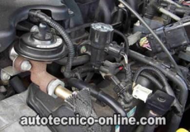 Dpfe Sensor For 2001 Ford Escape