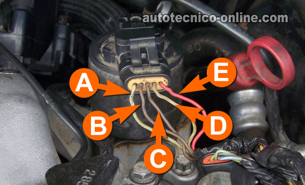 2000 Lincoln Ls Vacuum Diagram