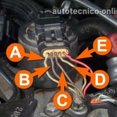 2000 Pontiac Montana Engine Diagram Steam Turbine Process Flow Parte 1 -cómo Probar La Válvula Egr Electrónica De Gm.
